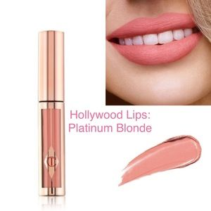 HP!🎉 NEW Charlotte Tilbury Hollywood Lip Lipstick